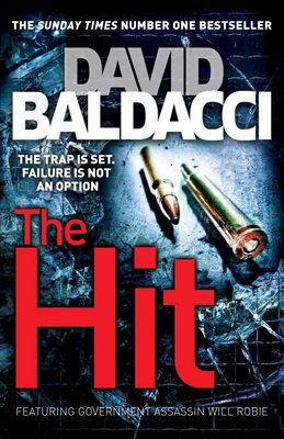 Book cover for The Hit